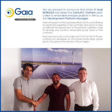Development Platform Manager – El Hadi BERRADA
