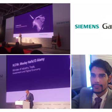 Siemens Gamesa Tangier Inauguration