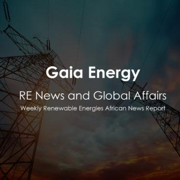 Weekly African RE News , 12 Nov 2018